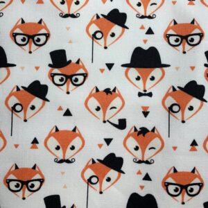 Mr Fox face mask